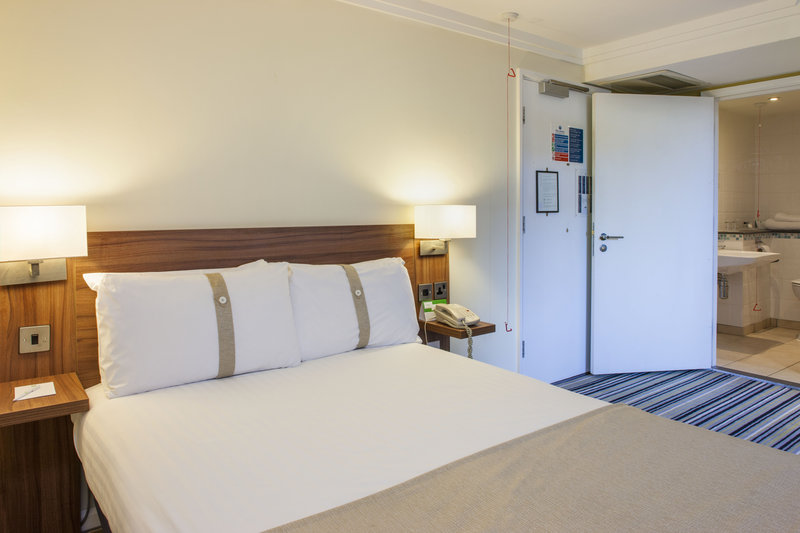 Holiday Inn Ipswich Hotel-Accessible guest room<br/>Image from Leonardo