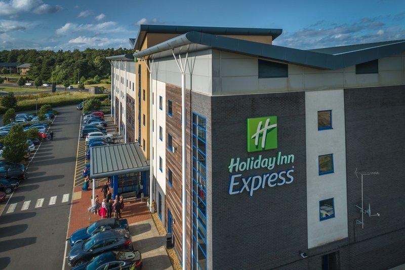 Holiday Inn Express Kettering-Hotel Exterior<br/>Image from Leonardo