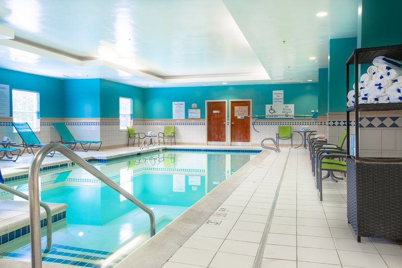 Holiday Inn Express & Suites Williamsburg-Take a morning splash or relax after a long day in our indoor pool<br/>Image from Leonardo