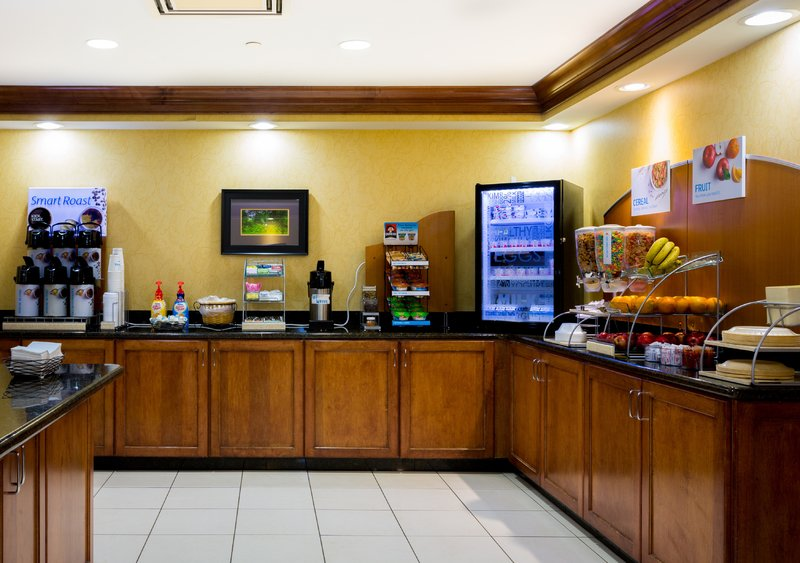 Holiday Inn Express & Suites Williamsburg-Our breakfast bar has both healthy & savory options for all tastes<br/>Image from Leonardo