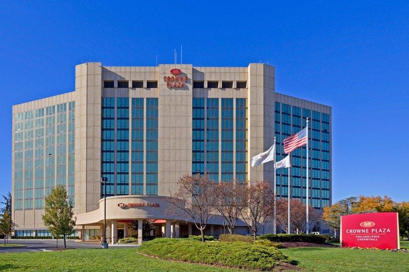 Crowne Plaza Philadelphia-Cherry Hill-Hotel Exterior<br/>Image from Leonardo