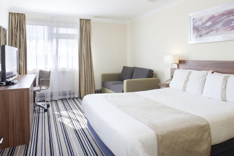 Holiday Inn Ipswich Hotel-Guest Room<br/>Image from Leonardo