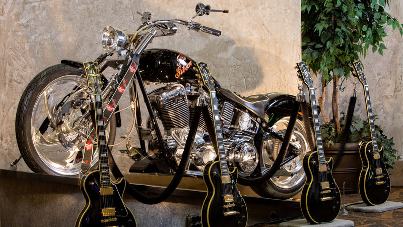 Holiday Inn Resort Deadwood Mountain Grand-Check out all of our rock and roll and biker memorabilia!<br/>Image from Leonardo