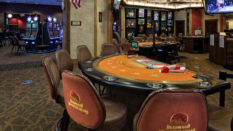 Holiday Inn Resort Deadwood Mountain Grand-We offer 24 hour live gaming action on our modern casino floor.<br/>Image from Leonardo