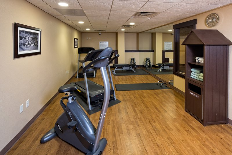Holiday Inn Resort Deadwood Mountain Grand-We offer easy access to our 24 hour workout facility.<br/>Image from Leonardo