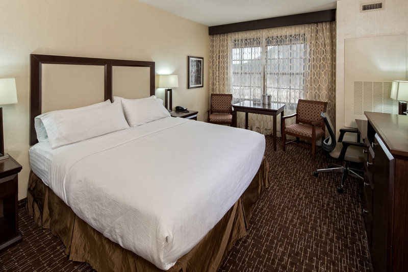 Holiday Inn Resort Deadwood Mountain Grand-Our standard king rooms offer you plenty of room and luxury.<br/>Image from Leonardo