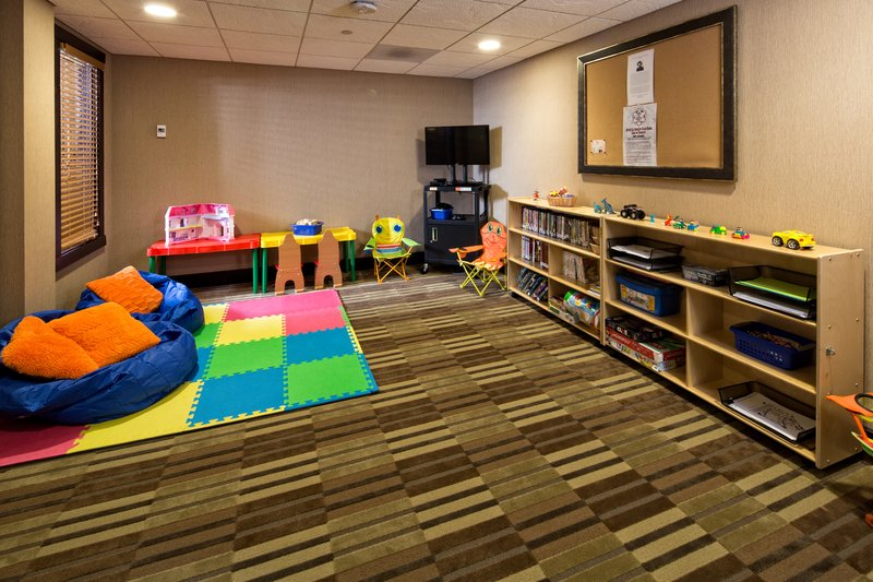 Holiday Inn Resort Deadwood Mountain Grand-We offer a kid's playroom right off the hotel front desk!<br/>Image from Leonardo