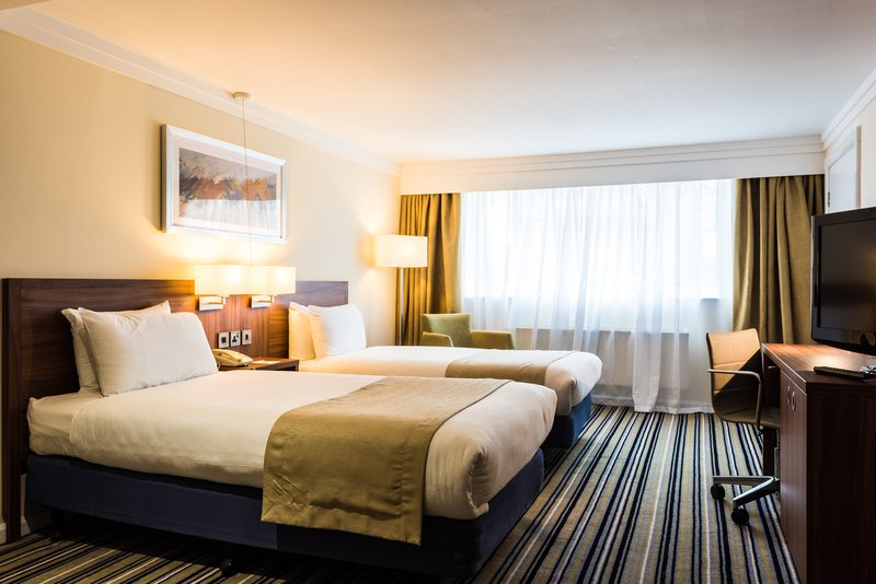 Holiday Inn Chester South Hotel-Accessible twin Bedroom<br/>Image from Leonardo