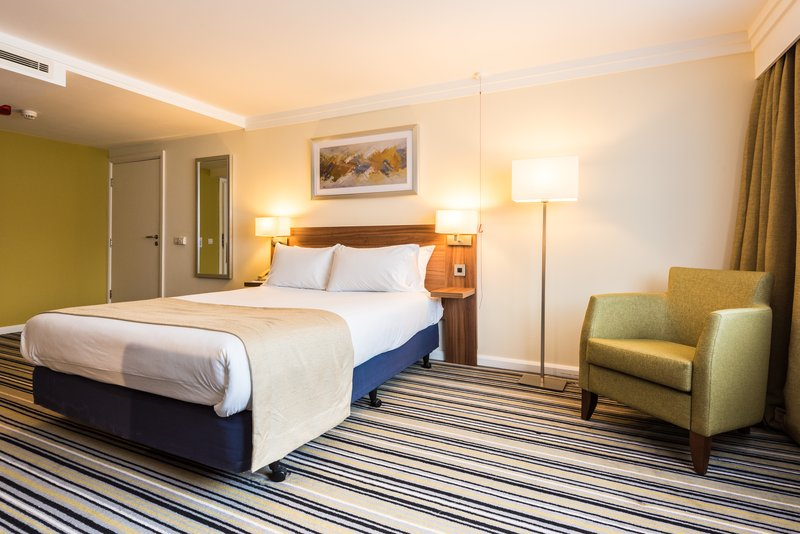Holiday Inn Chester South Hotel-Accessible Double Bedroom<br/>Image from Leonardo