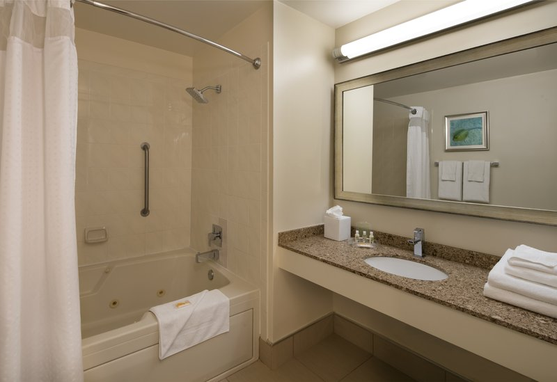 Lido Beach Holiday Inn-Guest Bathroom<br/>Image from Leonardo