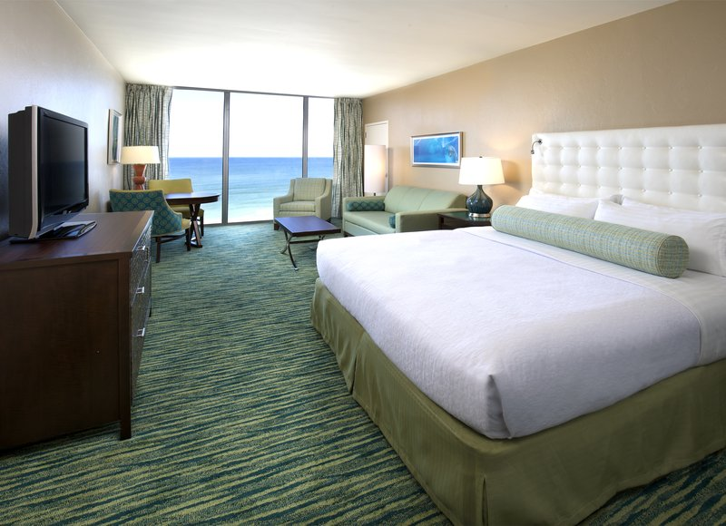 Lido Beach Holiday Inn-Deluxe King Gulf View (No Balcony)<br/>Image from Leonardo