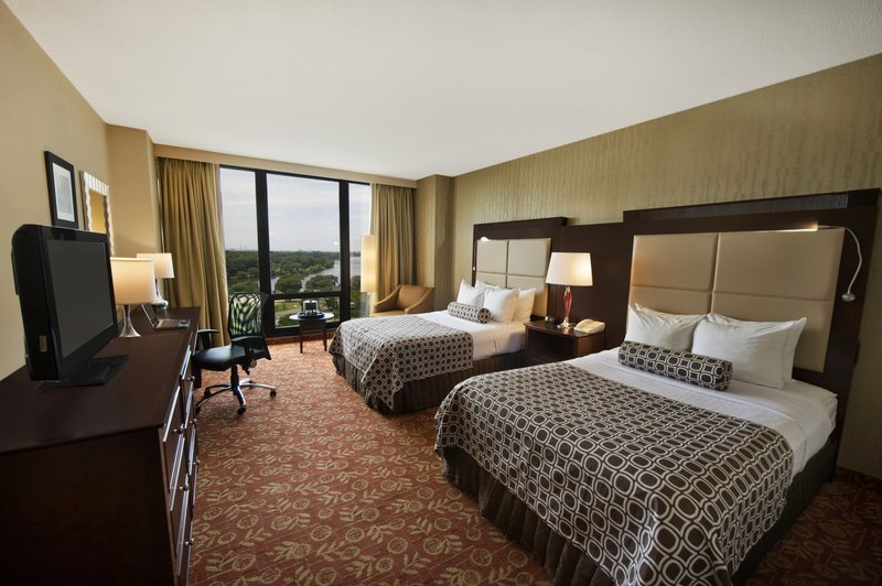Crowne Plaza Philadelphia-Cherry Hill-Double Bed Guest Room<br/>Image from Leonardo