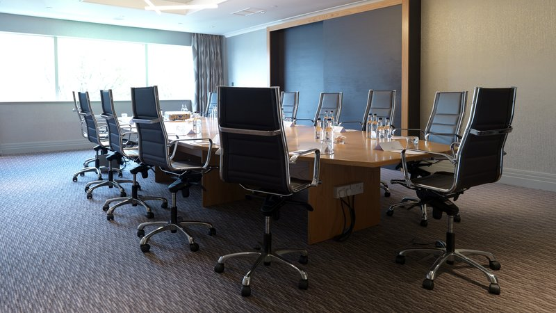Crowne Plaza Glasgow-Meeting Room<br/>Image from Leonardo