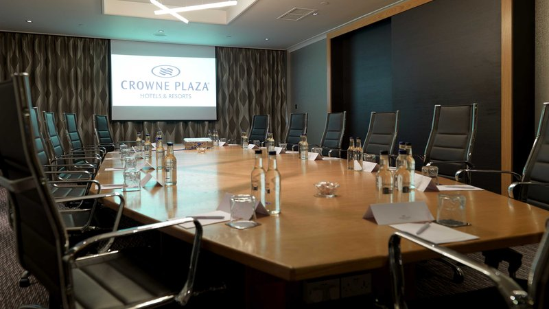 Crowne Plaza Glasgow-Boardroom<br/>Image from Leonardo