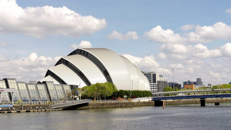 Crowne Plaza Glasgow-Area Attractions<br/>Image from Leonardo