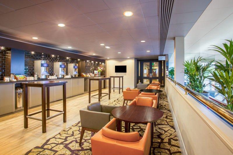 Crowne Plaza Glasgow-Cafe<br/>Image from Leonardo
