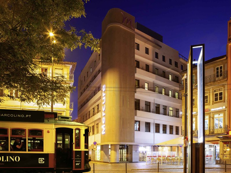 Mercure Porto Centro Hotel-Recreational Facilities<br/>Image from Leonardo