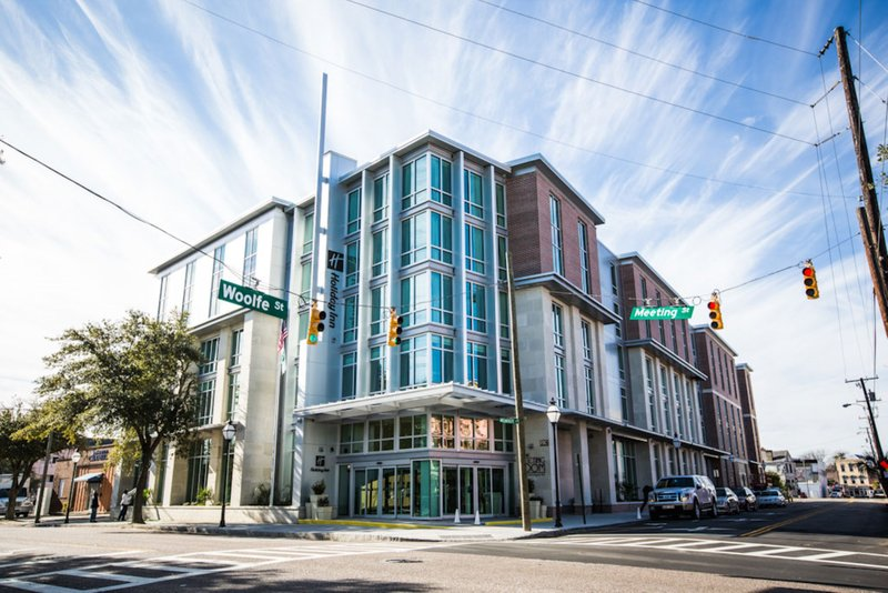 Holiday Inn Charleston Historic Downtown-Hotel Exterior<br/>Image from Leonardo