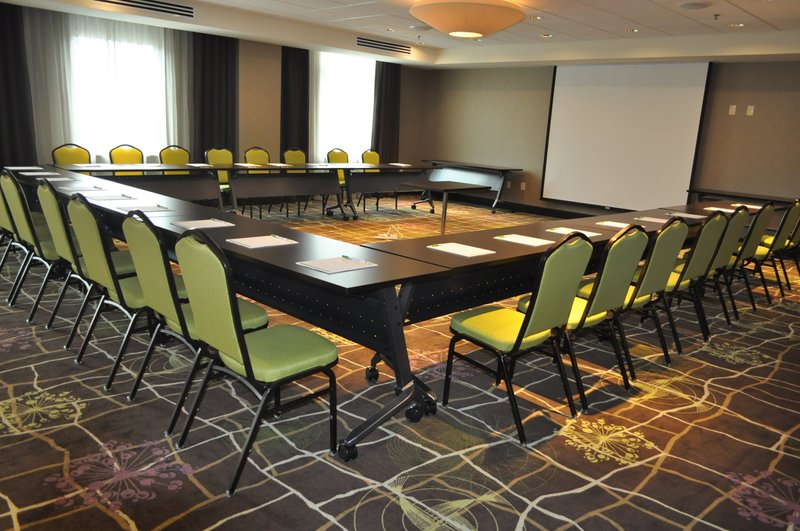 Holiday Inn Charleston Historic Downtown-Cooper Room - U Shape is great for Corporate Meetings<br/>Image from Leonardo