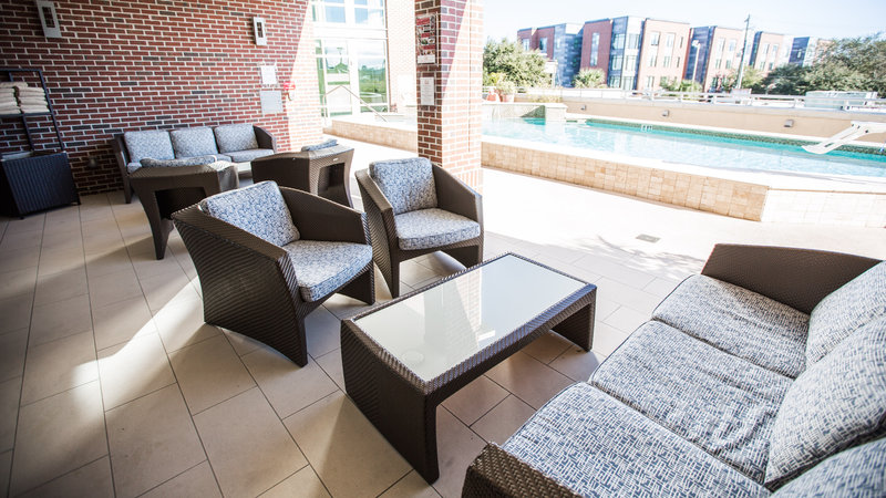 Holiday Inn Charleston Historic Downtown-Enjoy our Covered Patio, Ceiling Fans & LIving Room Style Seating<br/>Image from Leonardo