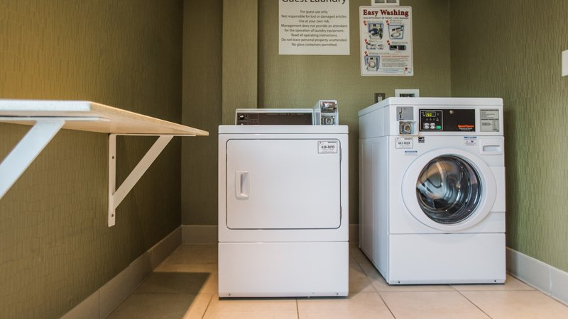 Holiday Inn Charleston Historic Downtown-Coin Laundry<br/>Image from Leonardo