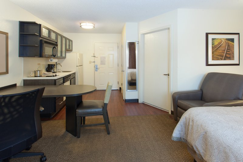 Candlewood Suites Jersey City-Make yourself at home! <br/>Image from Leonardo