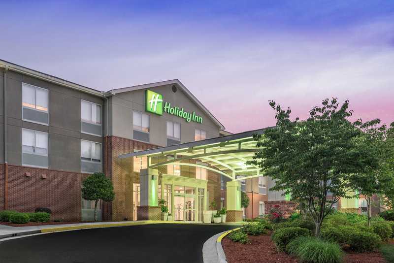 Holiday Inn Atlanta/Roswell-Heading to North Georgia, find us at Exit 7B , minutes from ATL<br/>Image from Leonardo