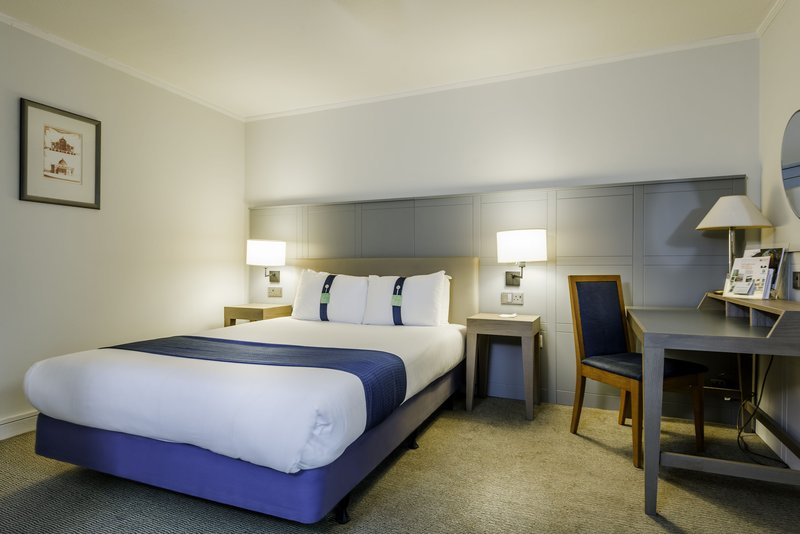 Holiday Inn Milton Keynes - Central-Double Guest Room<br/>Image from Leonardo