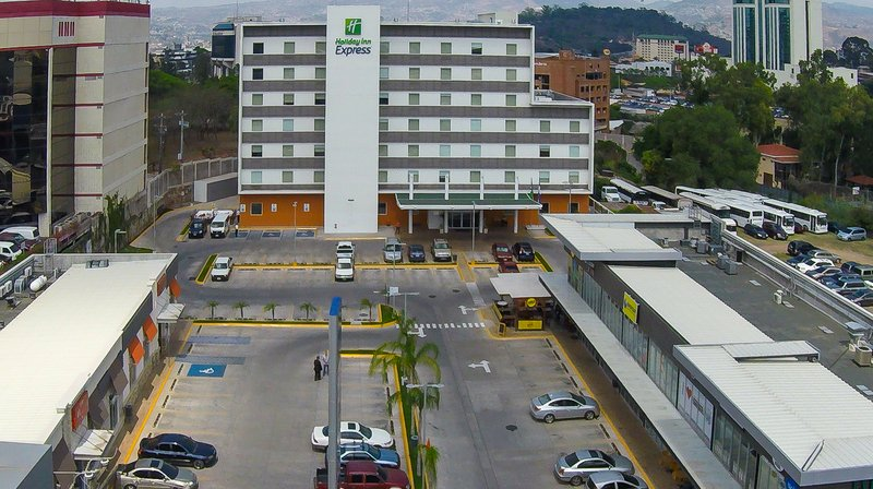 Holiday Inn Express Tegucigalpa-Exterior<br/>Image from Leonardo