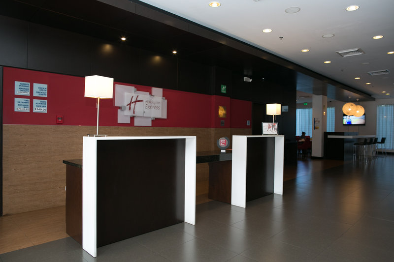 Holiday Inn Express Tegucigalpa-Lobby<br/>Image from Leonardo