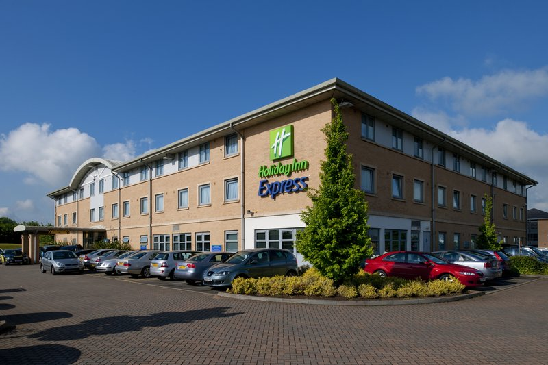 Holiday Inn Express East Midlands Airport-Welcome to our Holiday Inn Express hotel at East Midlands Airport<br/>Image from Leonardo