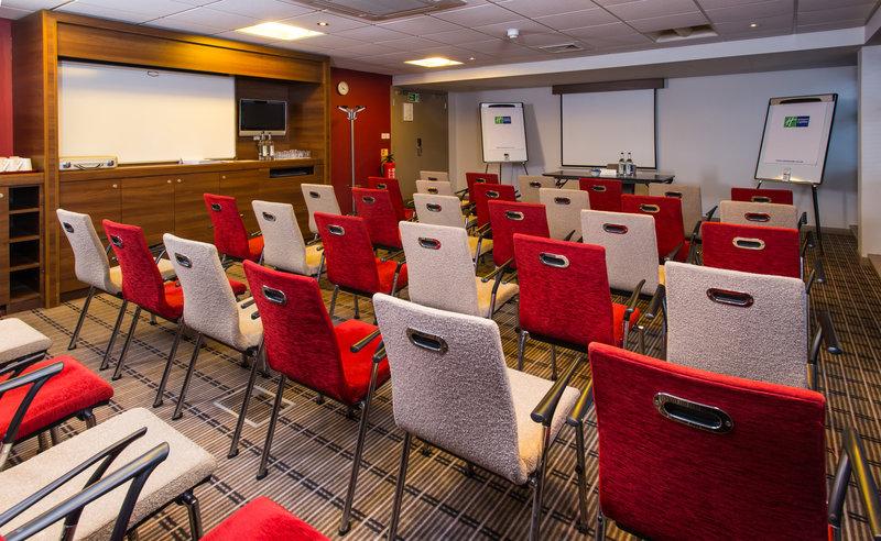 Holiday Inn Express East Midlands Airport-Host meetings for up to 40 at our East Midlands Airport hotel<br/>Image from Leonardo