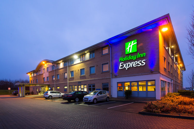 Holiday Inn Express East Midlands Airport-Like great value for money? You'll LOVE our East Midlands hotel<br/>Image from Leonardo