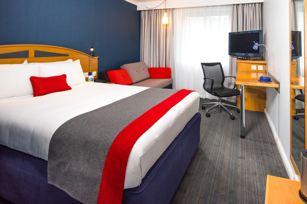 Holiday Inn Express East Midlands Airport-Your perfect night&#039;s sleep awaits in our Derbyshire hotel<br/>Image from Leonardo