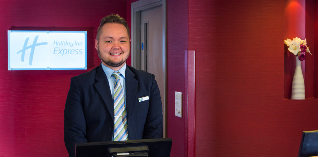 Holiday Inn Express East Midlands Airport-You&#039;ll be greeted with a warm welcome at our East Midlands hotel<br/>Image from Leonardo