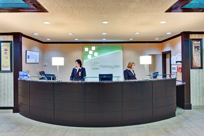 Holiday Inn Peterborough-Waterfront-Front Desk<br/>Image from Leonardo