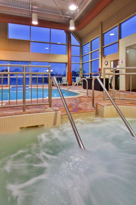 Holiday Inn Peterborough-Waterfront-Whirlpool<br/>Image from Leonardo