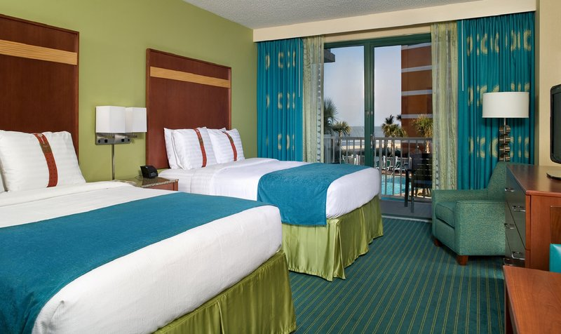 Holiday Inn Hotel & Suites Virginia Beach - North Beach-Poolside Room with 2 Queen Beds & Ocean View<br/>Image from Leonardo