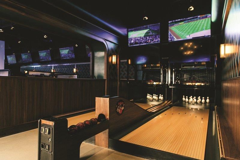 Park MGM Las Vegas - Moneyline Sports Bar and Book Games <br/>Image from Leonardo