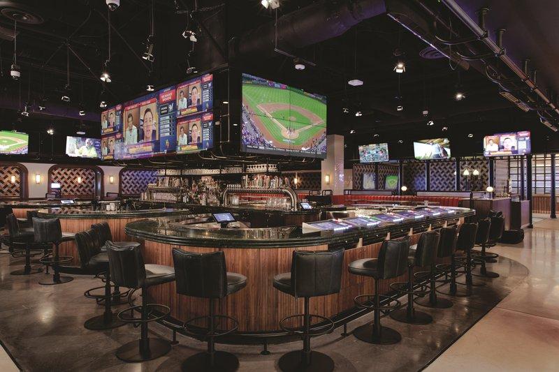 Park MGM Las Vegas - Moneyline Sports Bar and Book <br/>Image from Leonardo