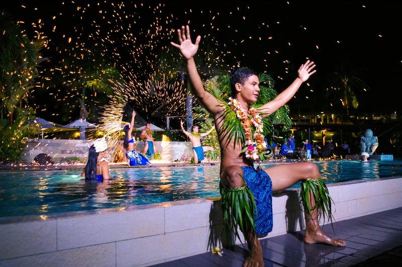 Intercontinental Moorea Resort-Vai Theme Night<br/>Image from Leonardo