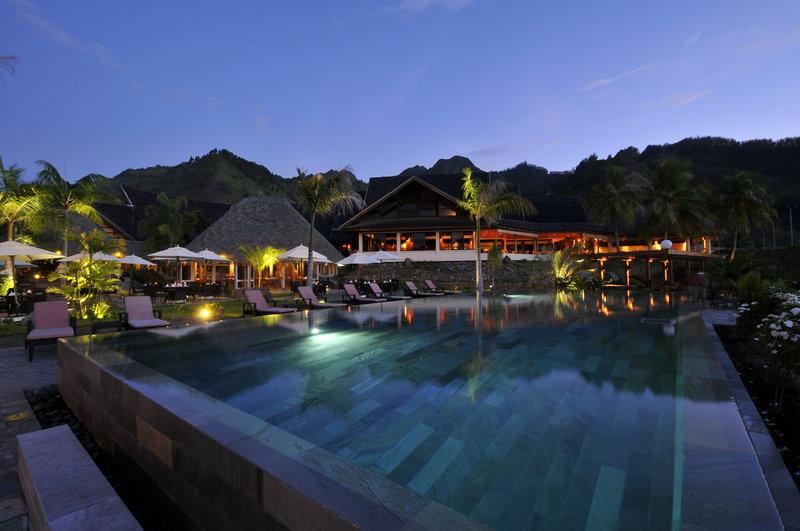 Intercontinental Moorea Resort-Fare Hana<br/>Image from Leonardo