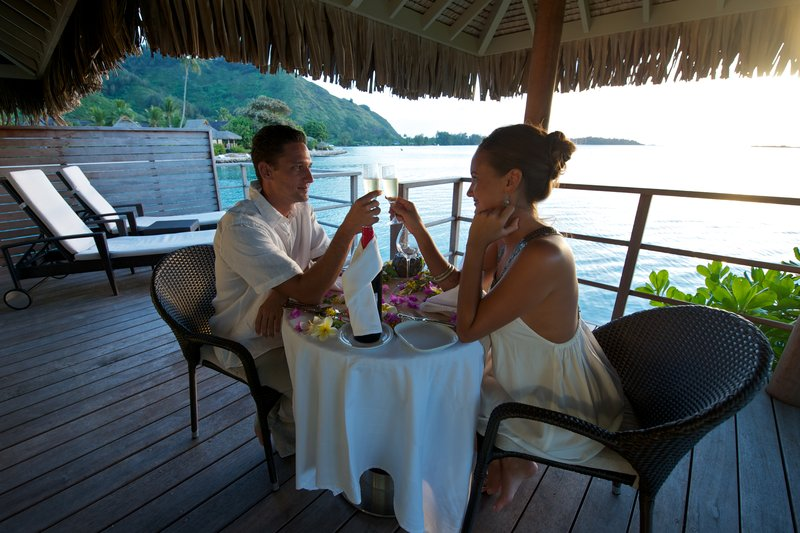 Intercontinental Moorea Resort-Room Service<br/>Image from Leonardo