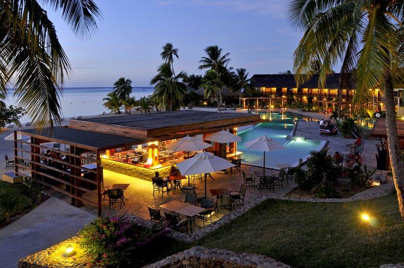 Intercontinental Moorea Resort-Motu One Swim-Up Bar<br/>Image from Leonardo