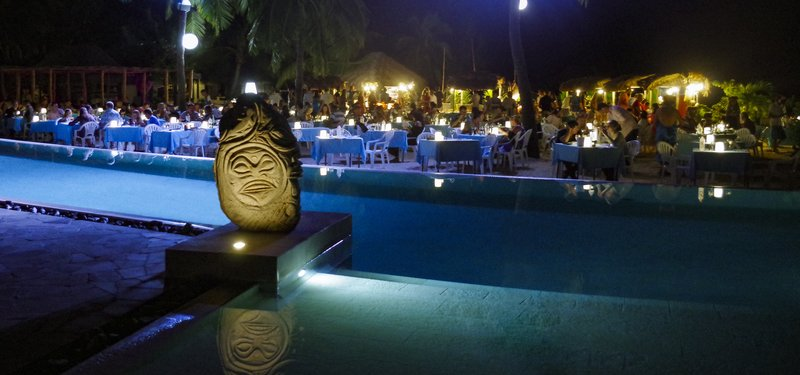 Intercontinental Moorea Resort-Theme nights<br/>Image from Leonardo