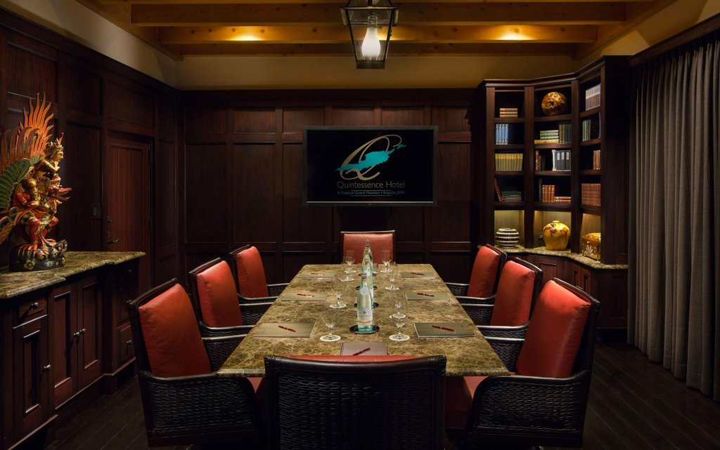 Malliouhana An Auberge Resort Anguilla-Meeting Room<br/>Image from Leonardo