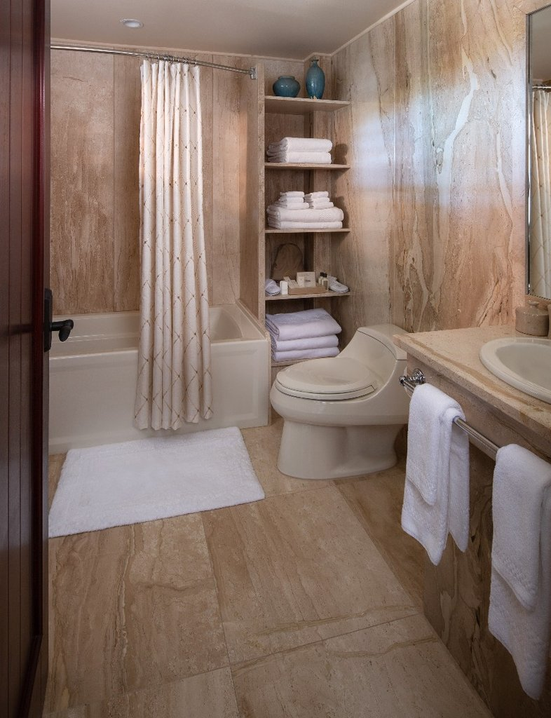 Malliouhana An Auberge Resort Anguilla-Standard Garden Suites Bathroom<br/>Image from Leonardo