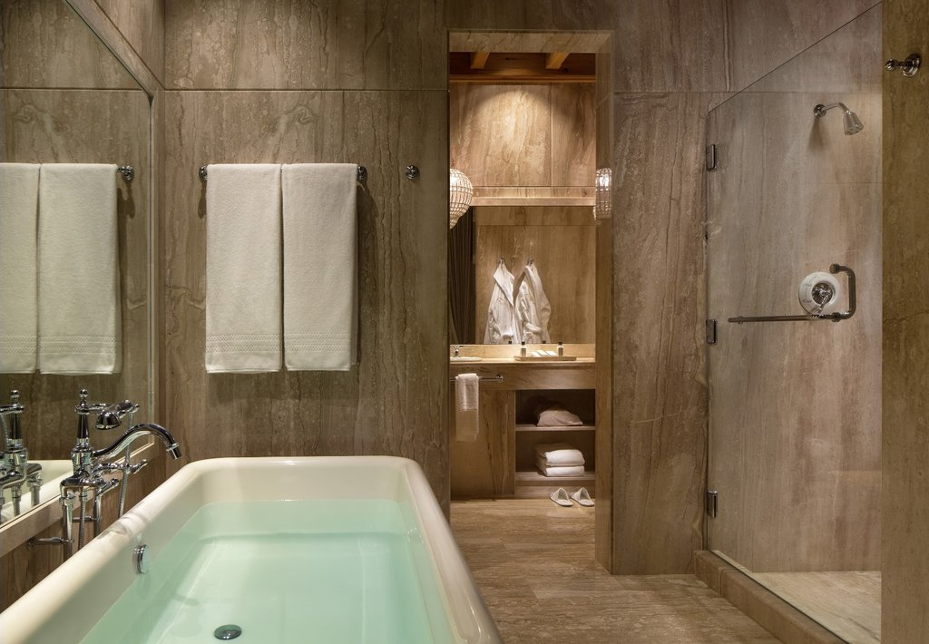 Malliouhana An Auberge Resort Anguilla-Penthouse Bathroom<br/>Image from Leonardo
