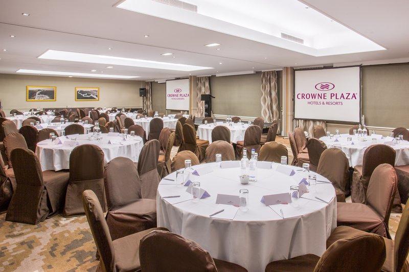 Crowne Plaza Glasgow-Meeting Room<br/>Image from Leonardo
