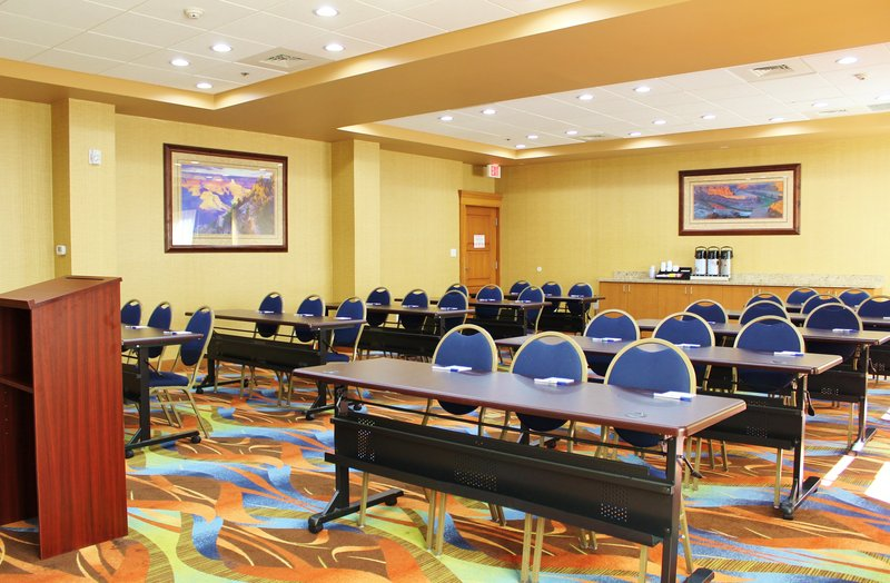 Holiday Inn Express Flagstaff-over 900 sq feet of space for a great gathering<br/>Image from Leonardo